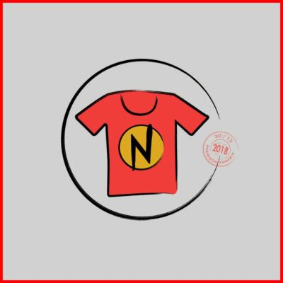 News On Tshirt Artwork - athletic heather -