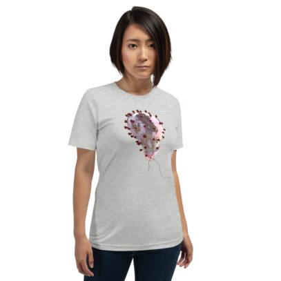 Pandemic Effect T-Shirt - women - Newsontshirt