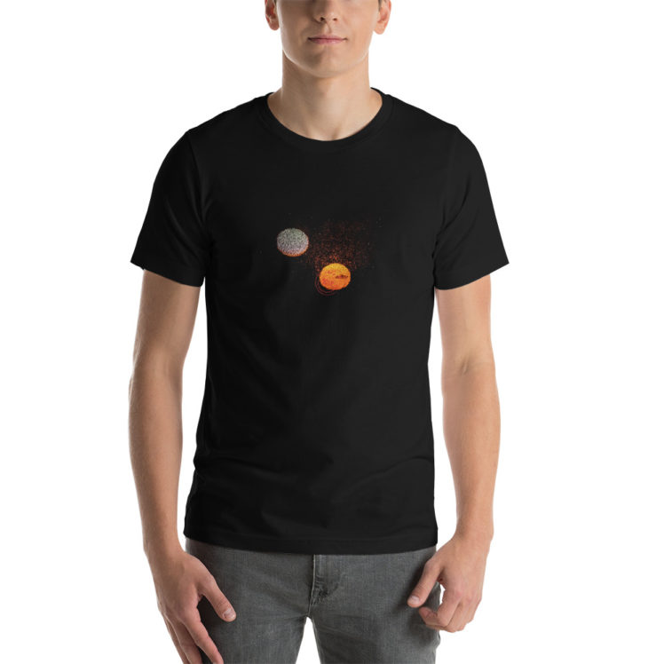 Forever and ever - T-Shirt  - man - Newsontshirt