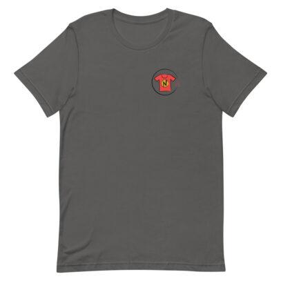 News On Tshirt - T-Shirt- asphalt - Newsontshirt