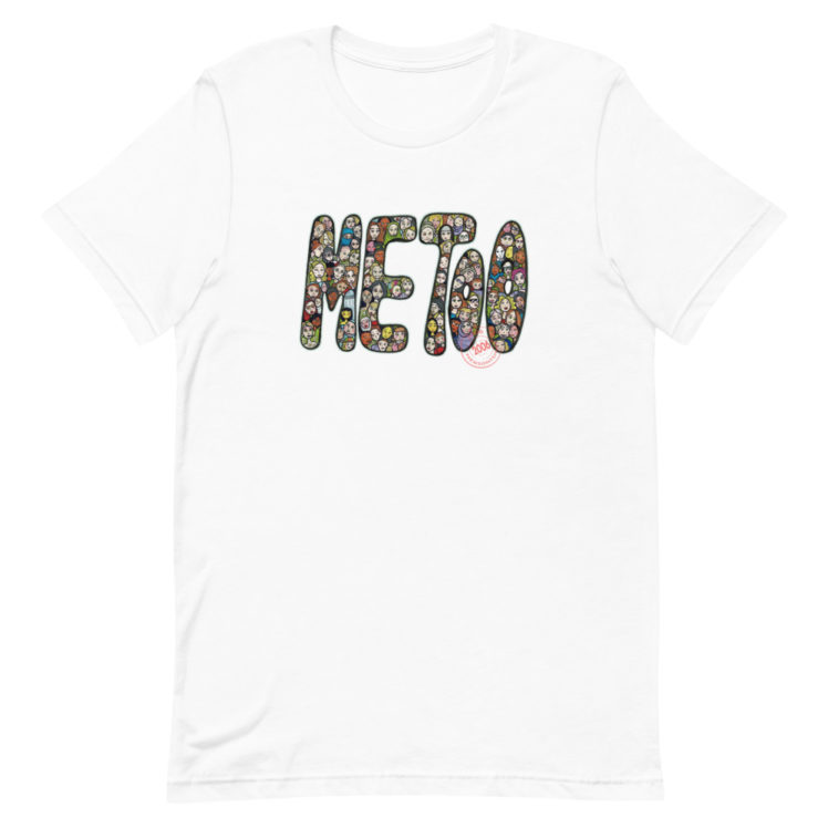 Tribute to the Me Too movement - T-Shirt