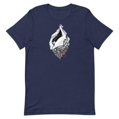 Sea-Watch3 - T-Shirt - navy - Newsontshirt