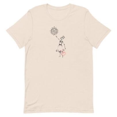 Covid-19 Effect - T-Shirt - soft cream - Newsontshirt
