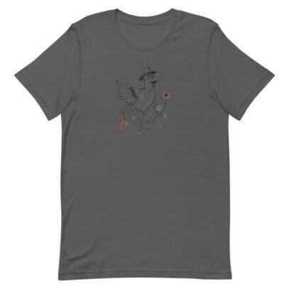 Masks and the impostor syndrome - T-shirt - asphalt - Newsontshirt