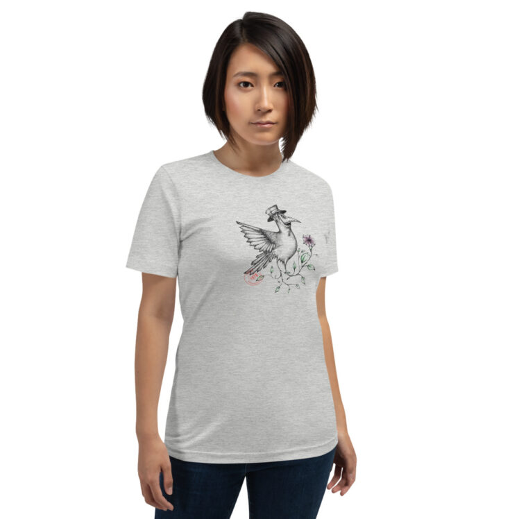 Masks and the impostor syndrome - T-shirt women2 - athletic - Newsontshirt