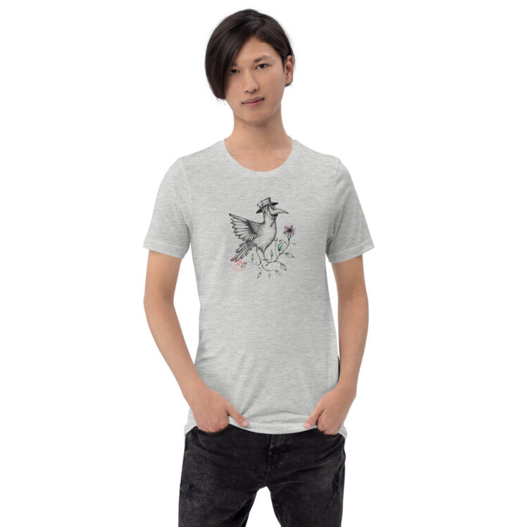 Masks and the impostor syndrome - T-shirt man1 - athletic - Newsontshirt