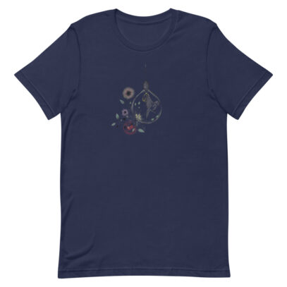 World Mental Health Day - T-Shirt - navy - Newsontshirt