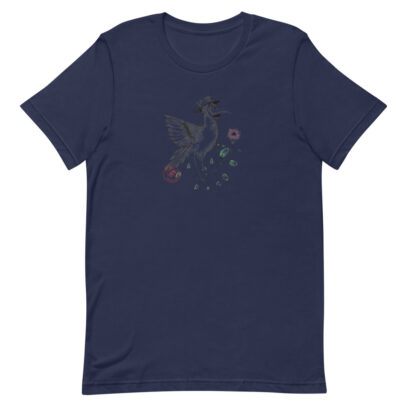 Masks and the impostor syndrome - T-shirt - navy - Newsontshirt