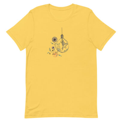 World Mental Health Day - T-Shirt - yellow -  Newsontshirt