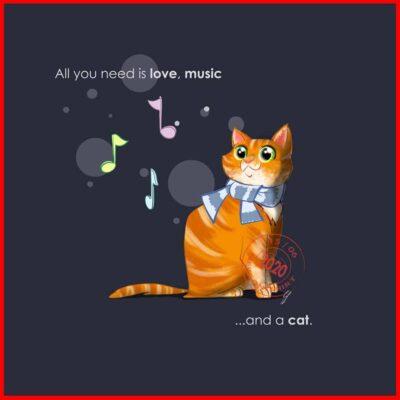 Cat-love-is-forever-artwork-navy-Newsontshirt