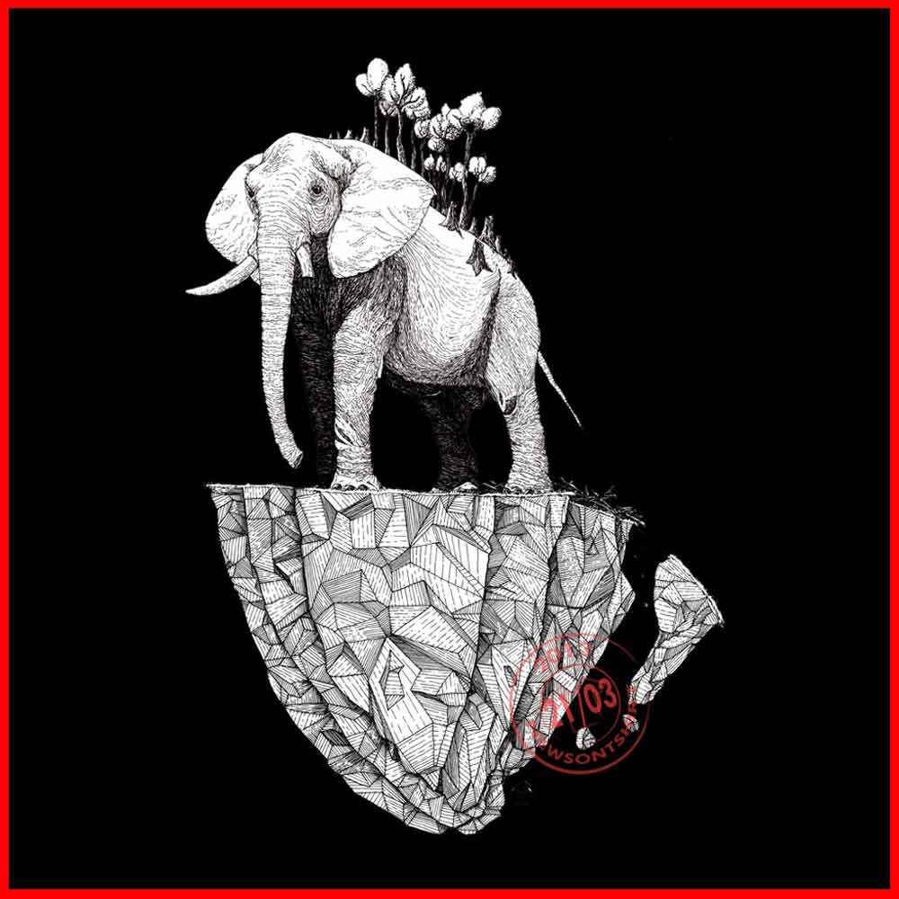 Deforestation-artwork-black-Newsontshirt