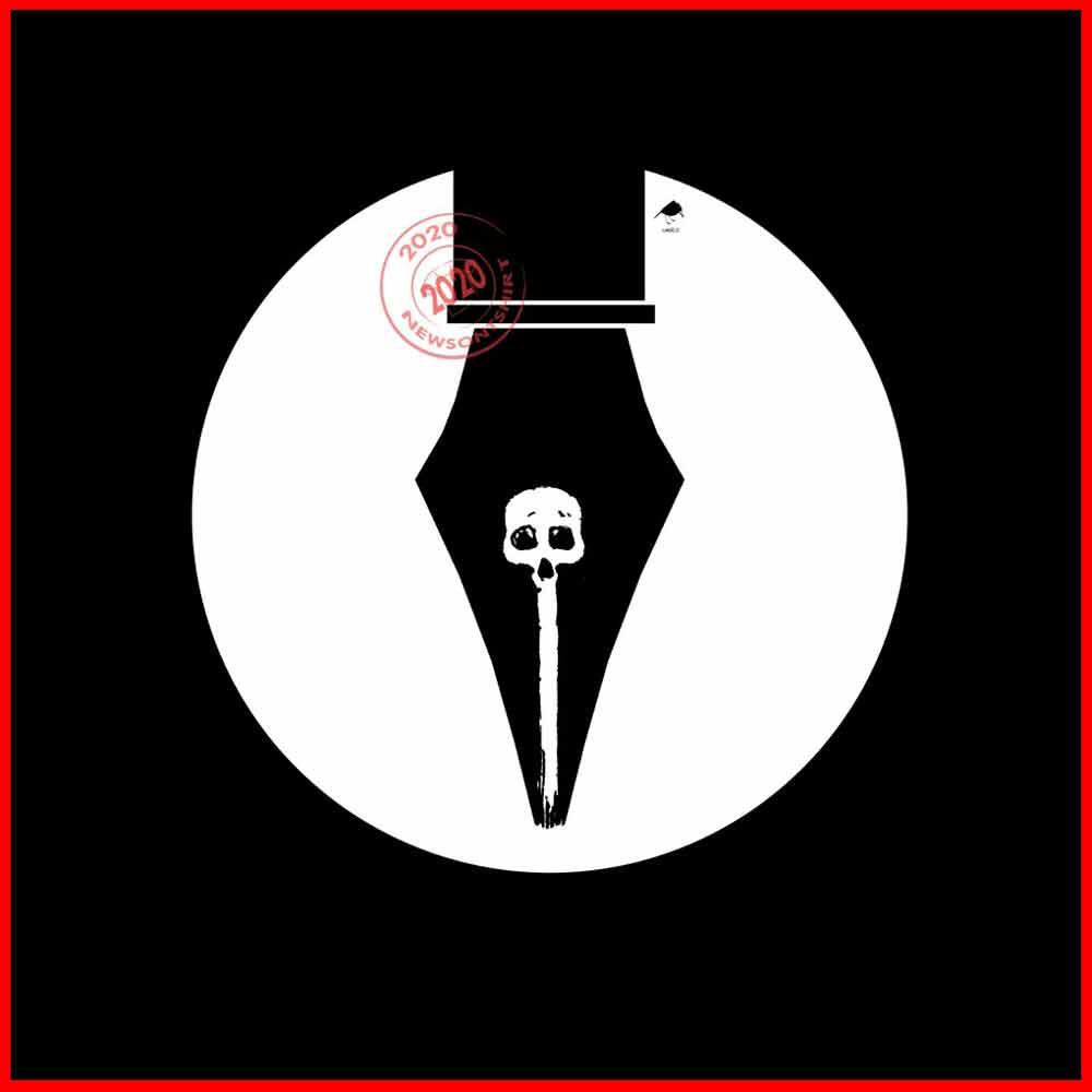 Freepress-Artwork-Black-Newsontshirt