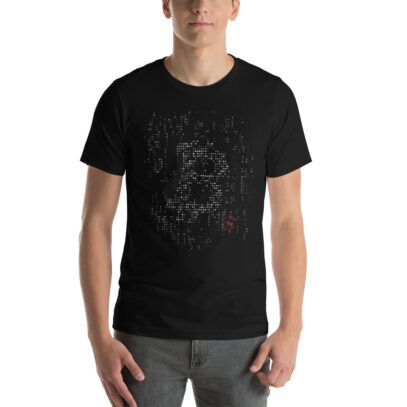 Cryptocurrency - T-Shirt -Black- Newsontshirt