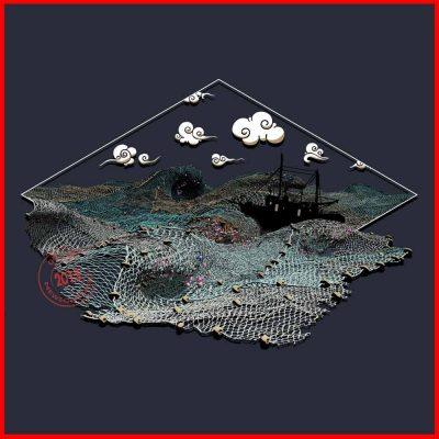 Ghost-Nets-artwork-navy-Newsontshirt