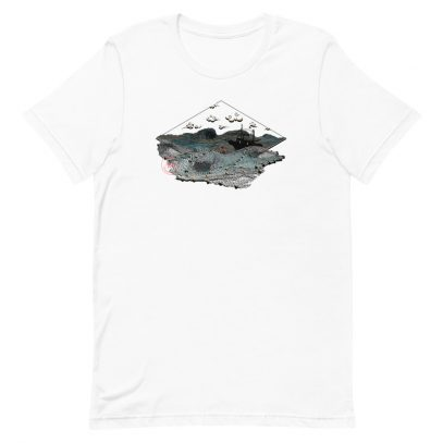 Ghost Nets - T-Shirt - White - Newsontshirt
